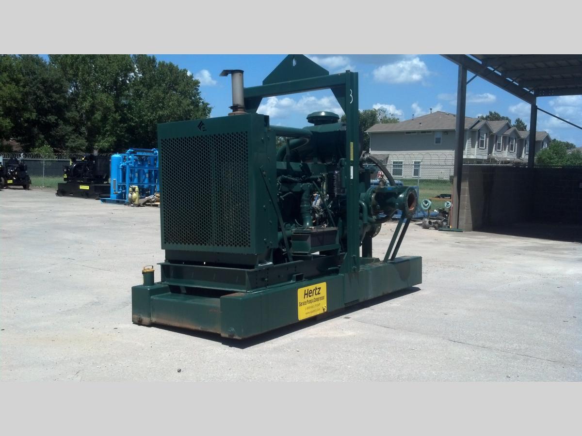 2005 Pioneer Pump PP108S17L71-6090