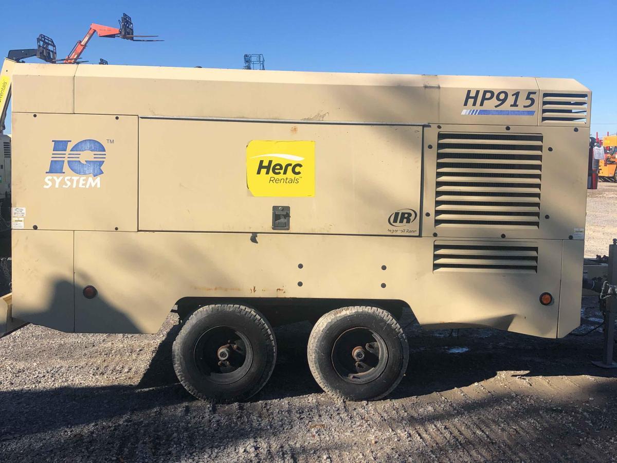 2012 Ingersol HP915T23