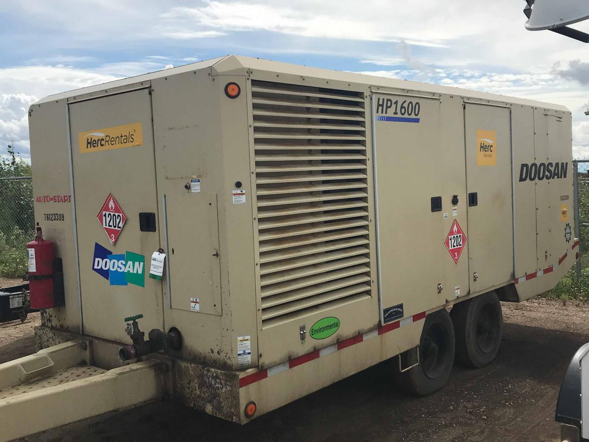 2008 Ingersol HP1600T23