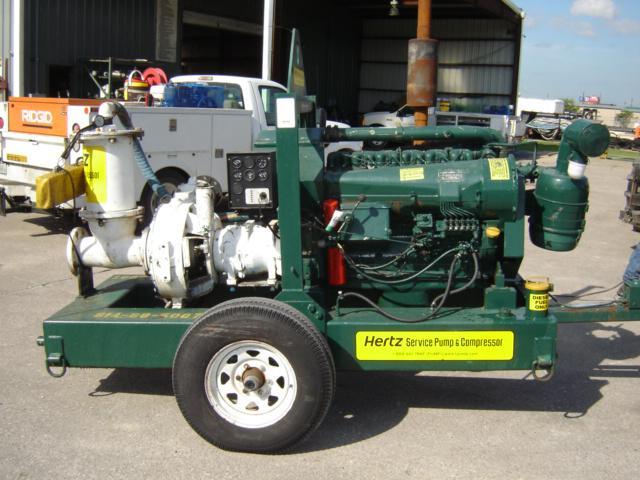 2005 Pioneer Pump PP63C17