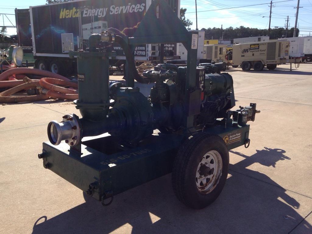 2007 Pioneer Pump PP66S12