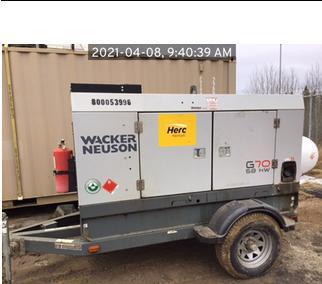 2015 Wacker G70