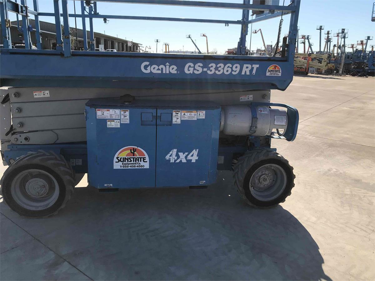 2013 Genie GS-3369 RT
