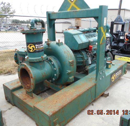 2006 Pioneer Pump PP1212S17