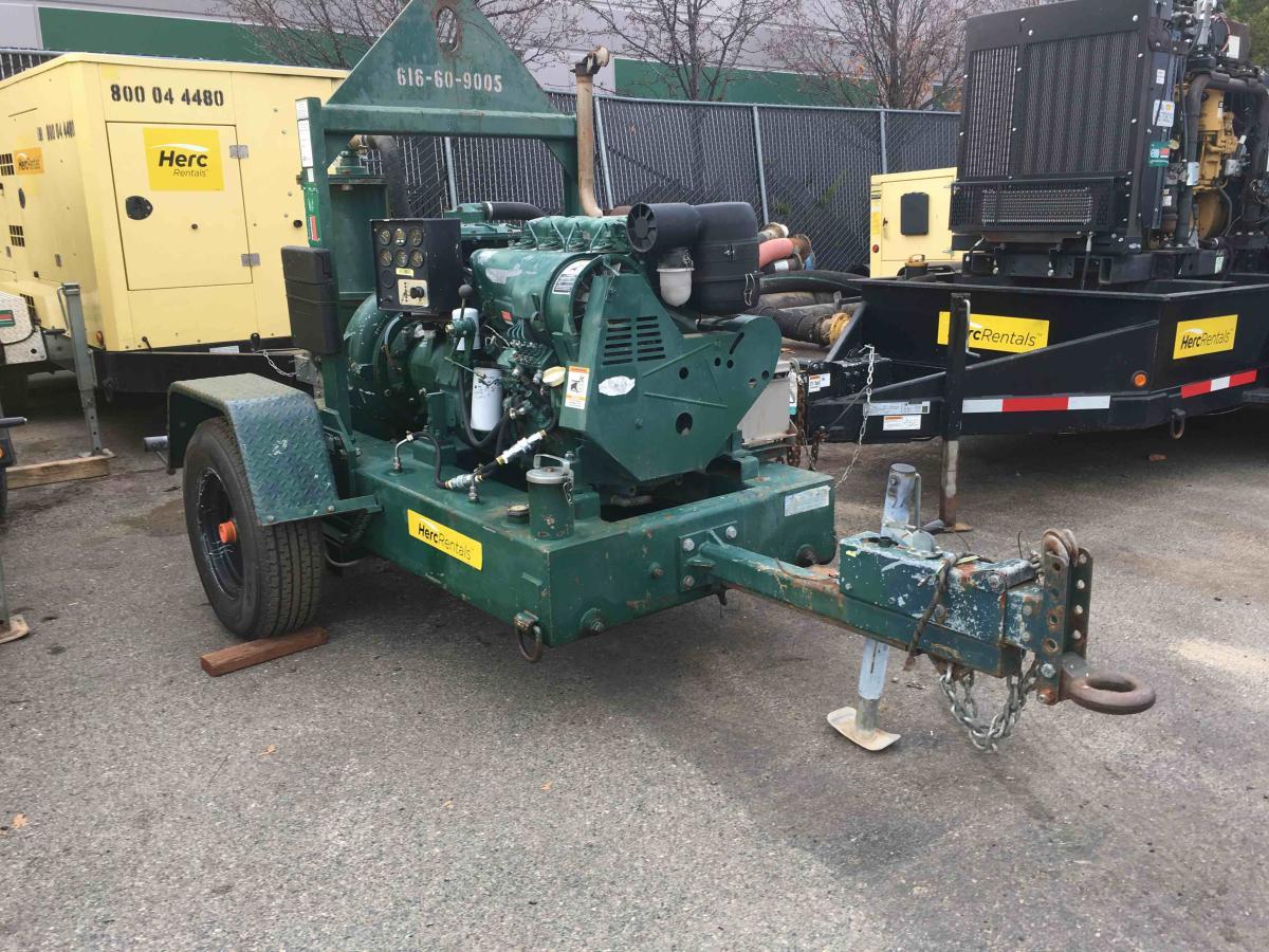 2009 Pioneer Pump PP66S12