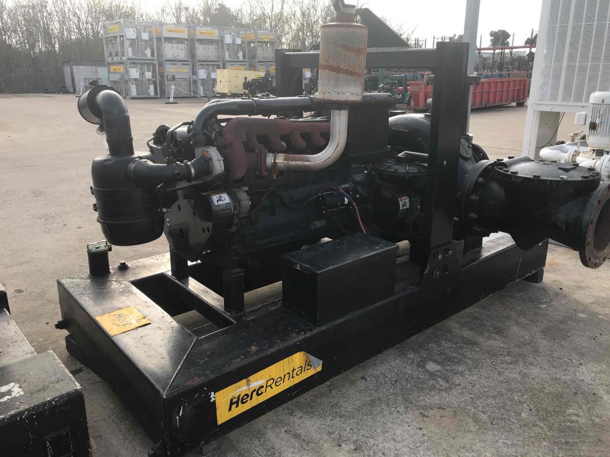 2002 Pioneer Pump PP1212S17