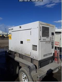 2015 Multiquip DCA-45US 4CAN