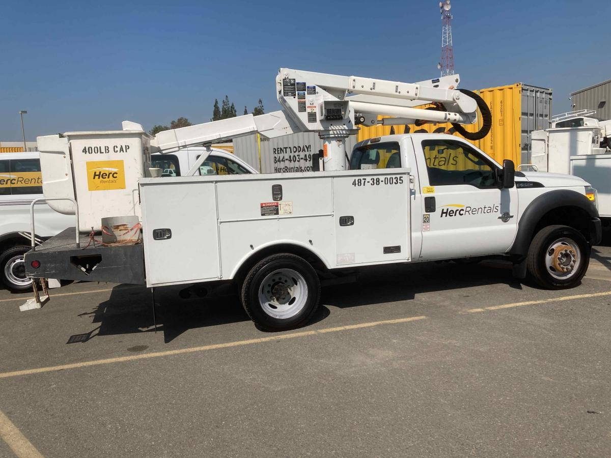 2012 Ford / Altec F-550 AT37G