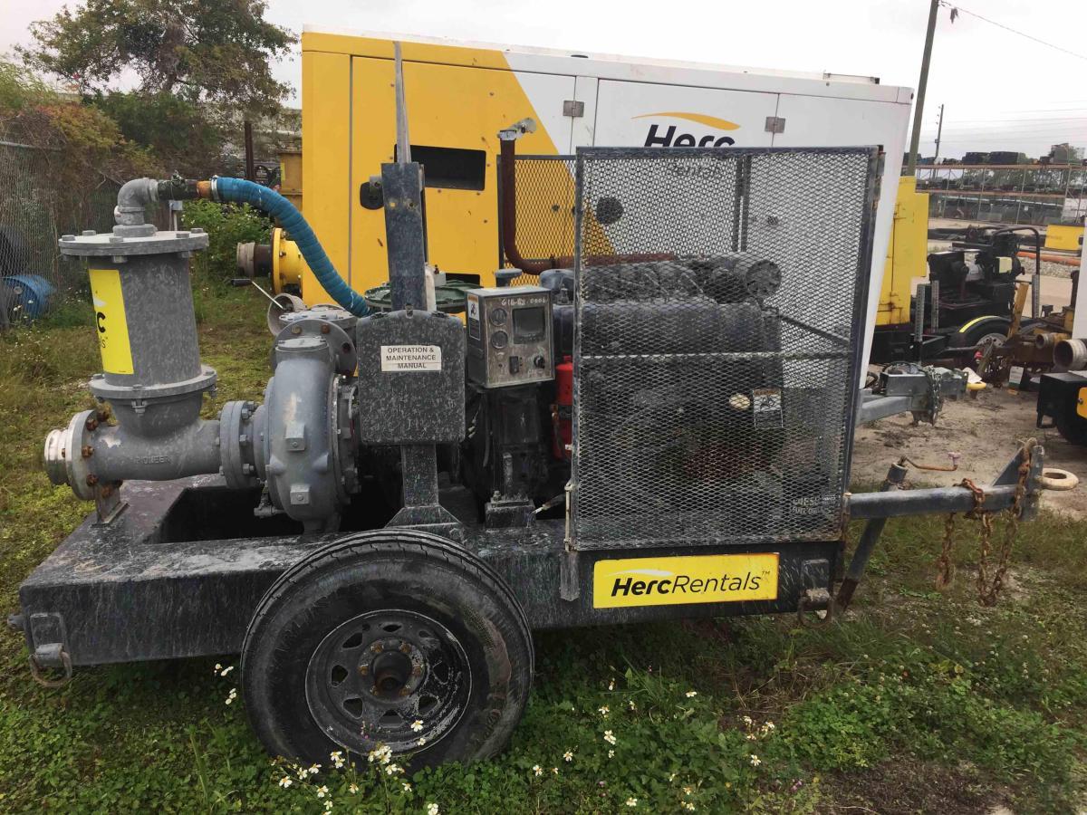 2011 Pioneer Pump PP66S12