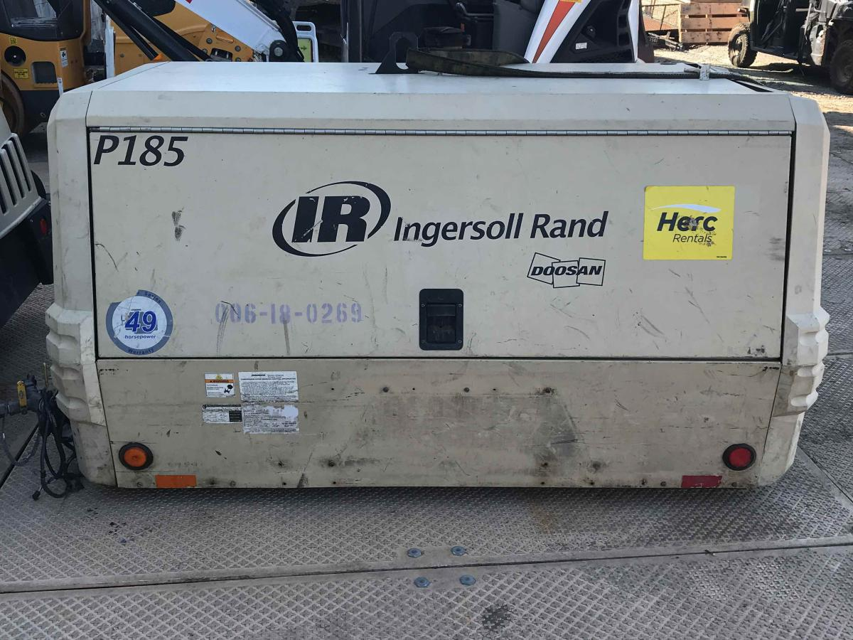 2010 Ingersol P185 T4i