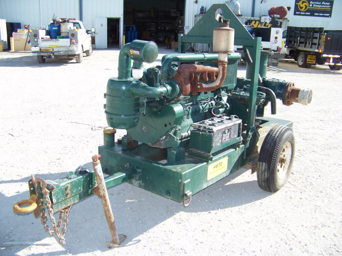 2006 Pioneer Pump PP66S14