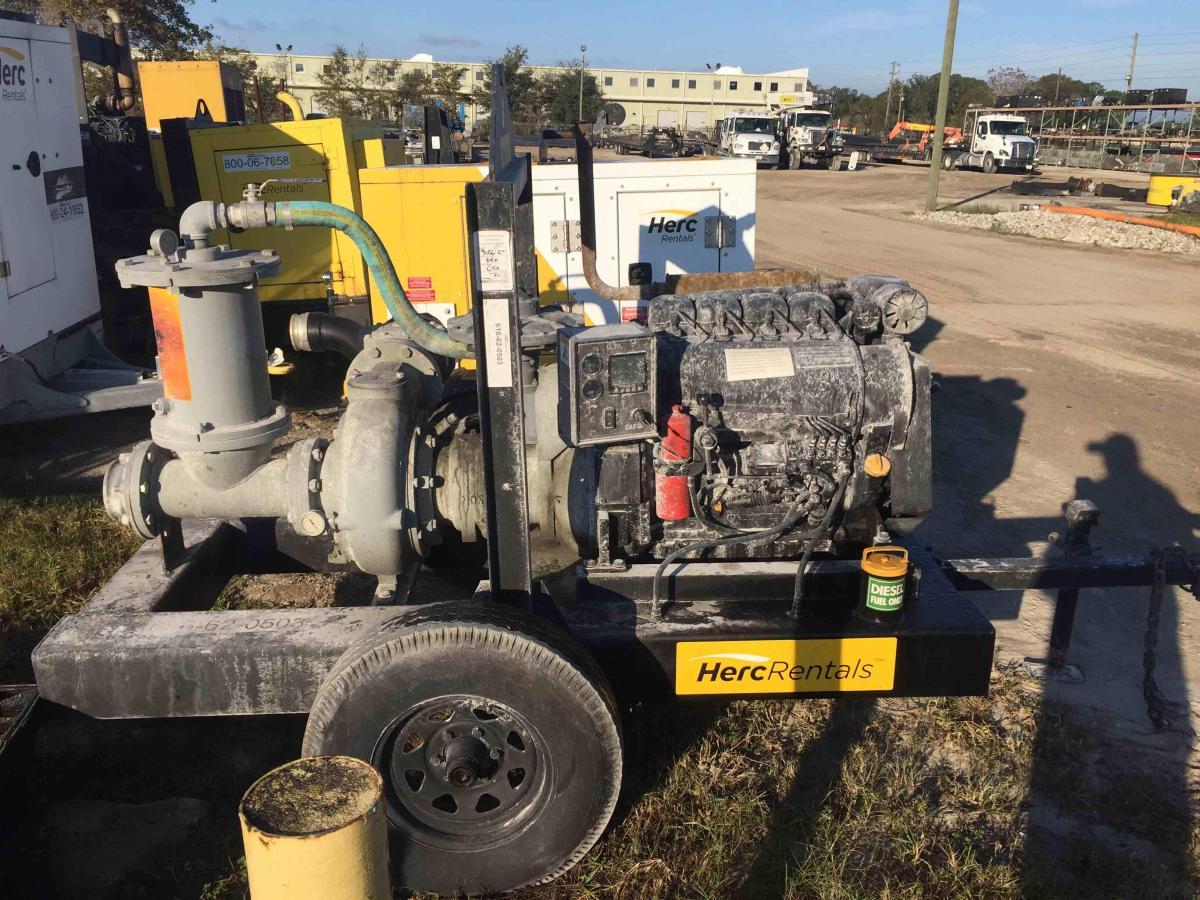 2002 Pioneer Pump PP66S12