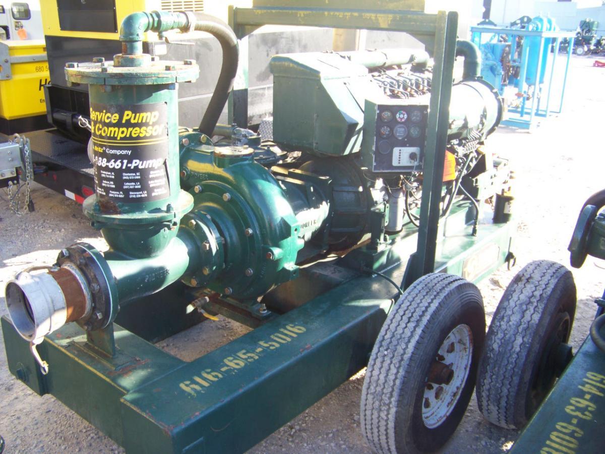 2005 Pioneer Pump PP66S14