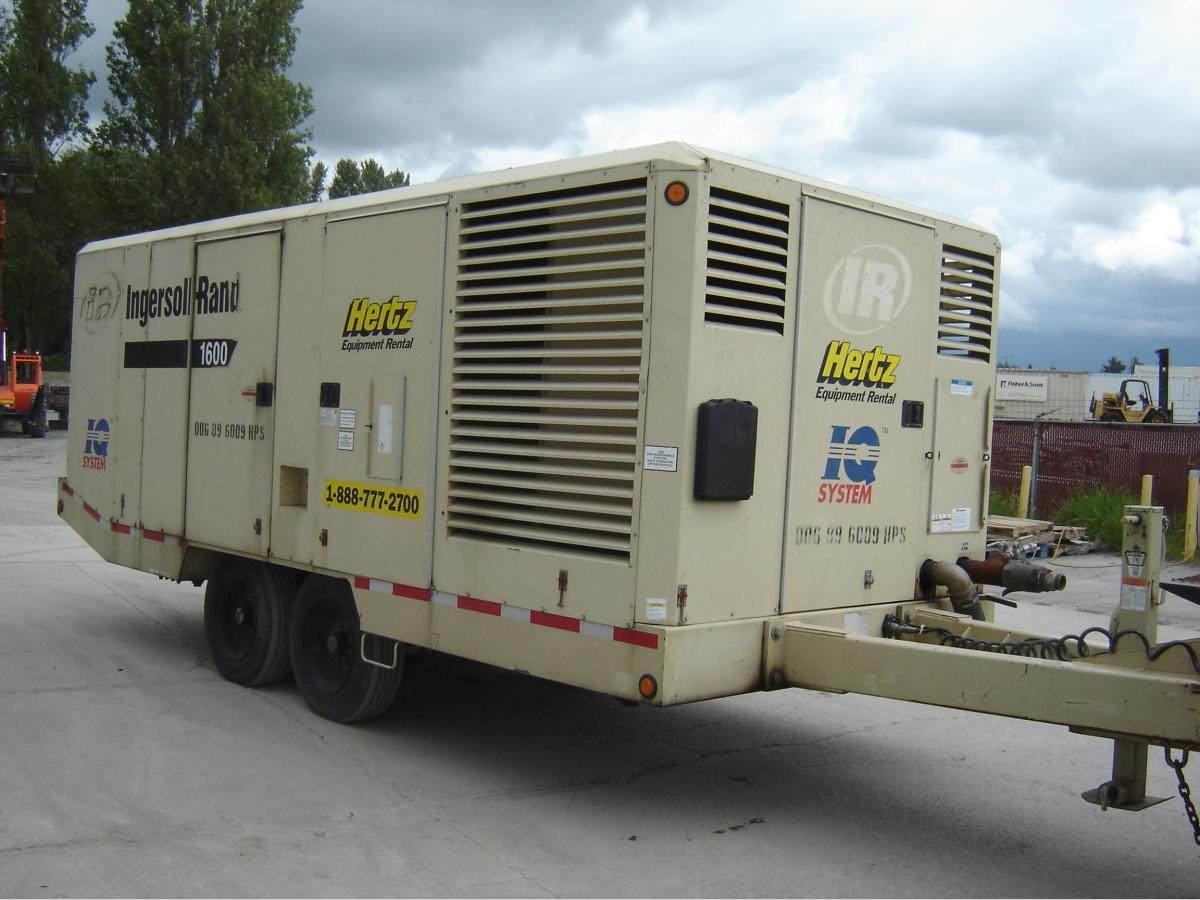 2006 Ingersol HP1600T23