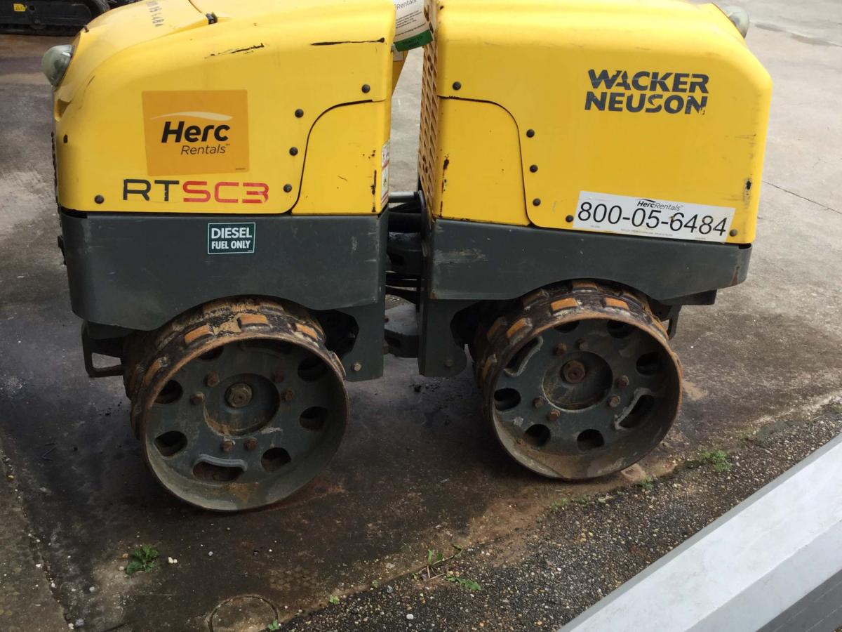 2015 Wacker RTKXSC3