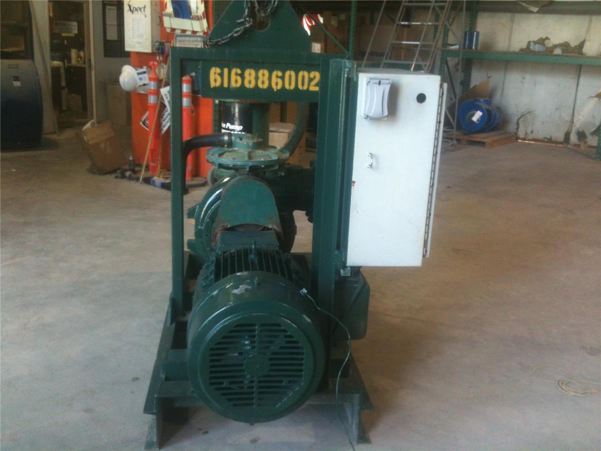 2005 Pioneer Pump PP88S12