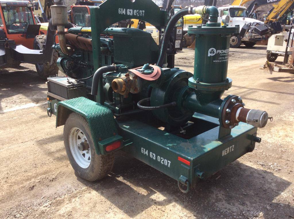 2011 Pioneer Pump PP63C17