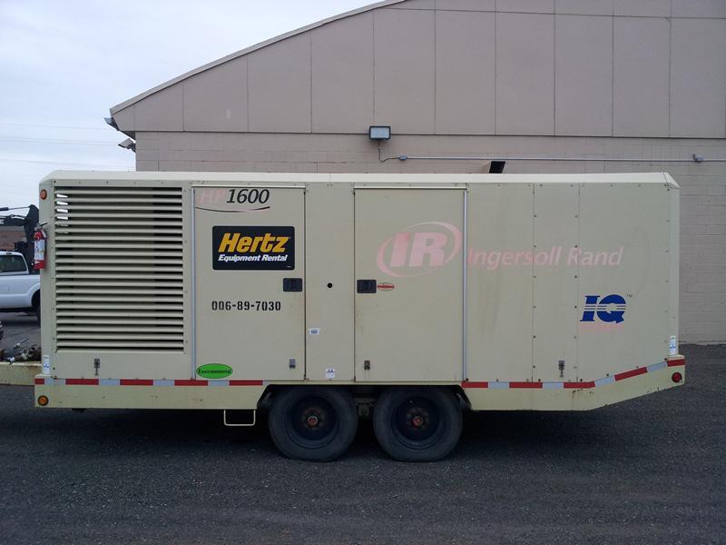 2007 Ingersol HP1600T23