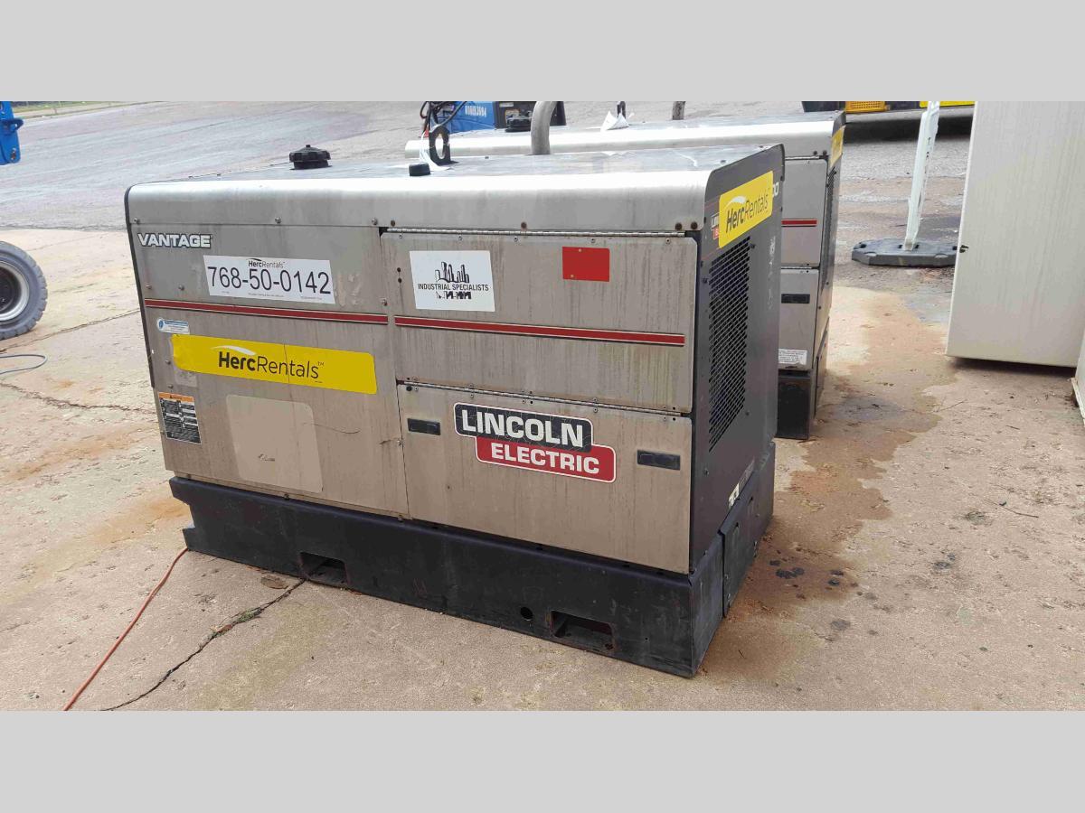 2013 Lincoln Electric VANTAGE 500