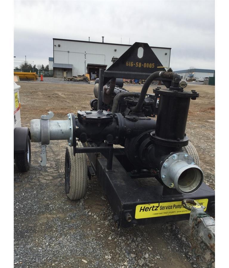 2010 Pioneer Pump PP88S12