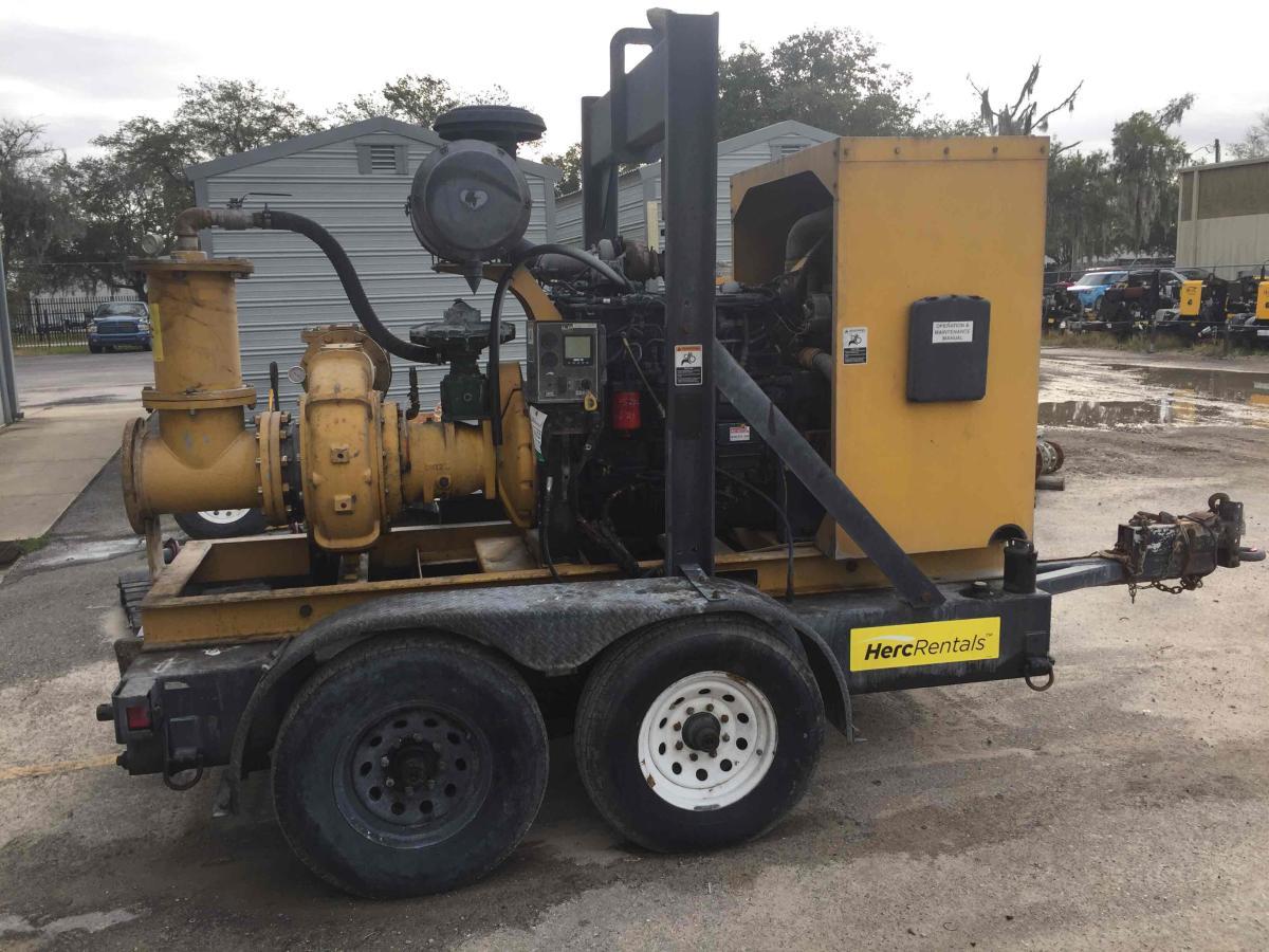 2012 Pioneer Pump PP108S17L71-6090