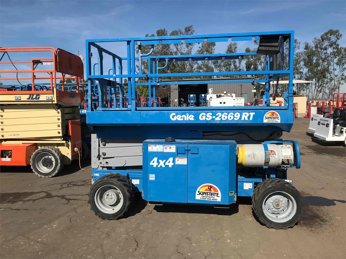 2012 Genie GS-2669 RT