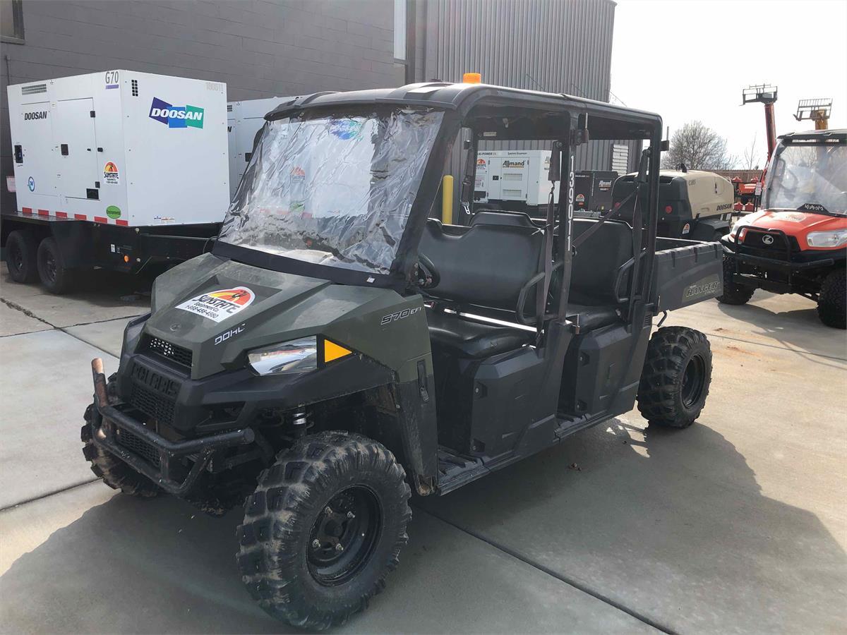 2015 Polaris Ranger 500 EFI