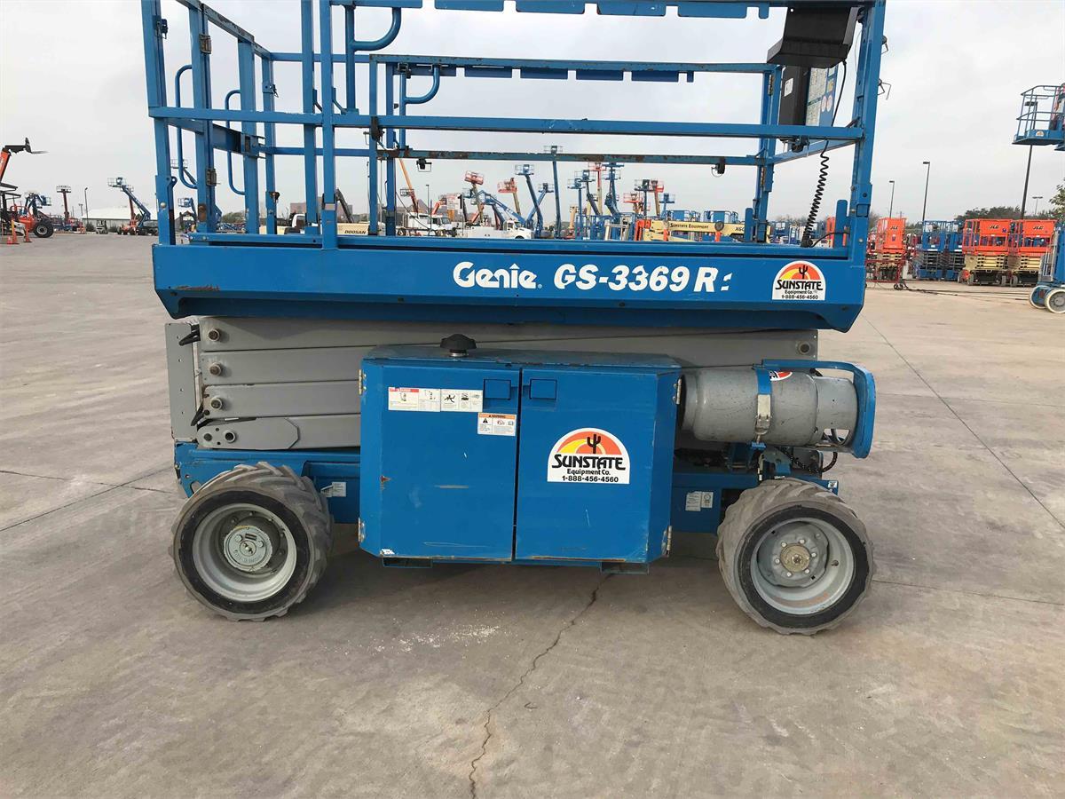 2012 Genie GS-3369 RT