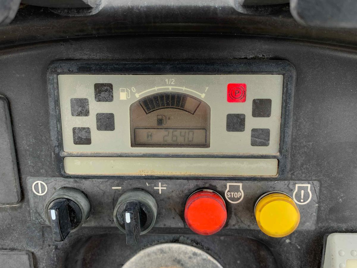 2012 Dynapac CA2500