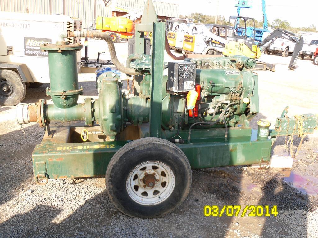 2006 Pioneer Pump PP66S12