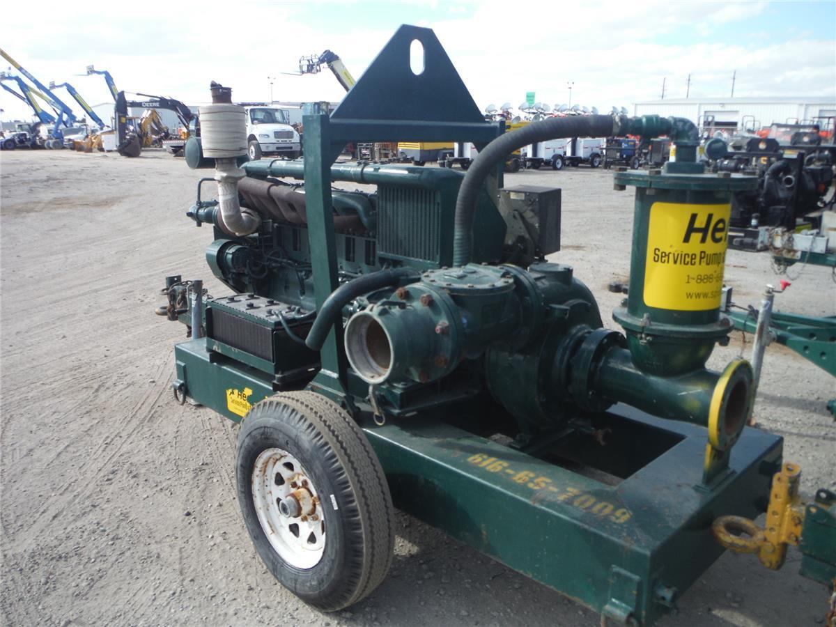 2007 Pioneer Pump PP66S14