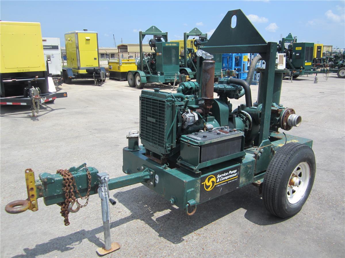 2006 Pioneer Pump PP44S10