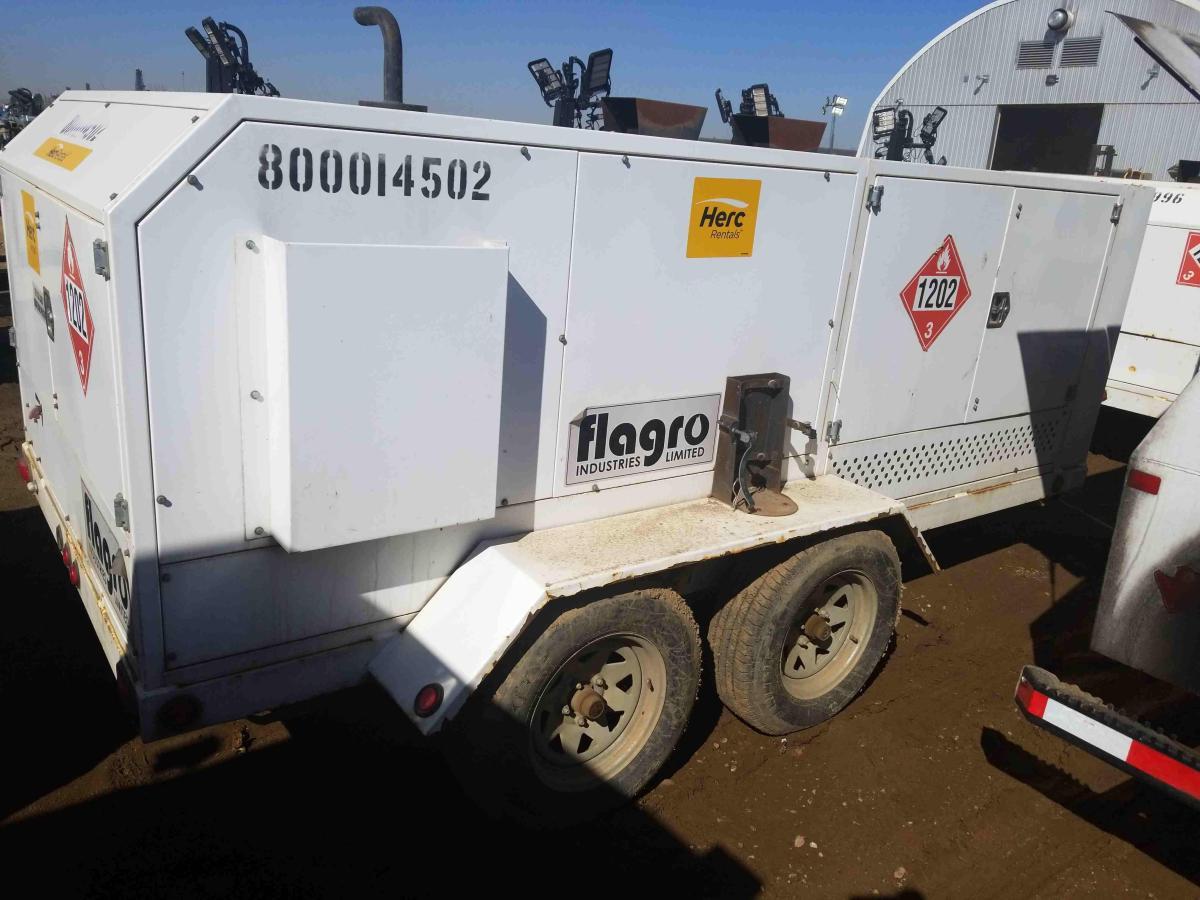 2014 Flagro FVO-1000 TR