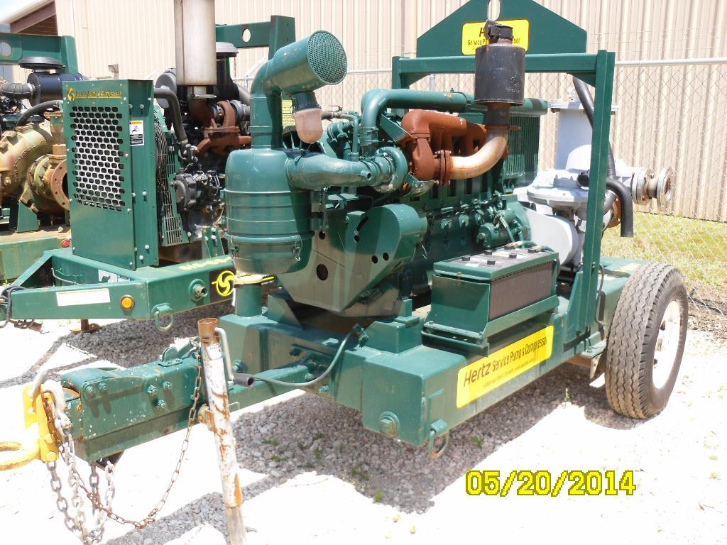 2006 Pioneer Pump PP63E311