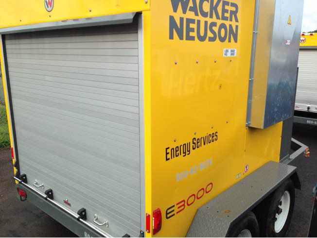 2014 Wacker E3000