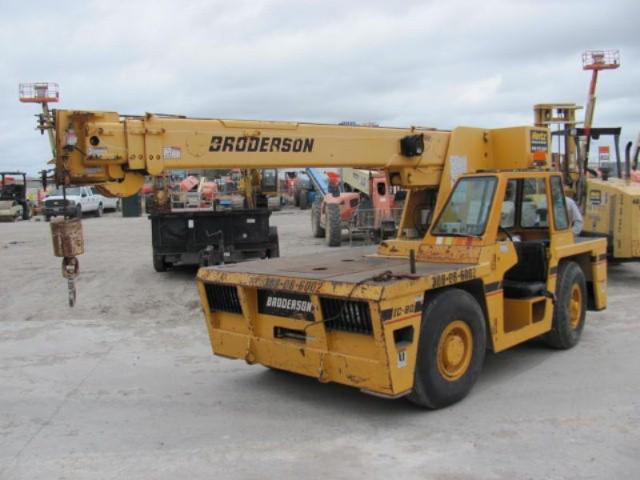 2006 Broderson IC803G