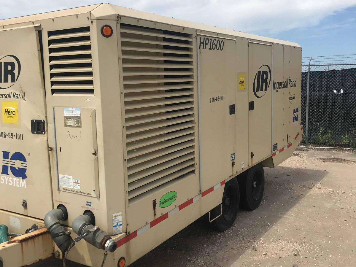 2011 Ingersol HP1600T23