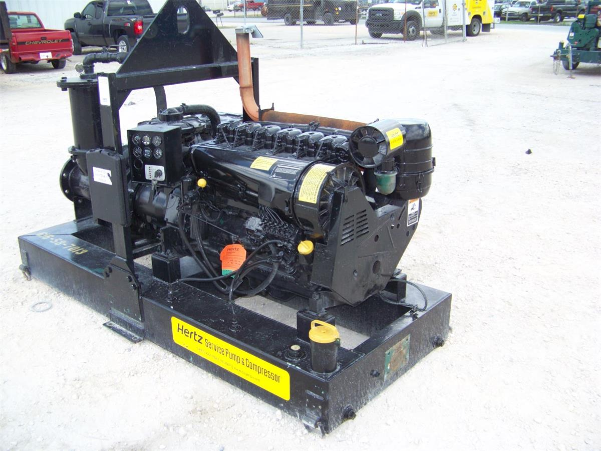 2007 Pioneer Pump PP88S12