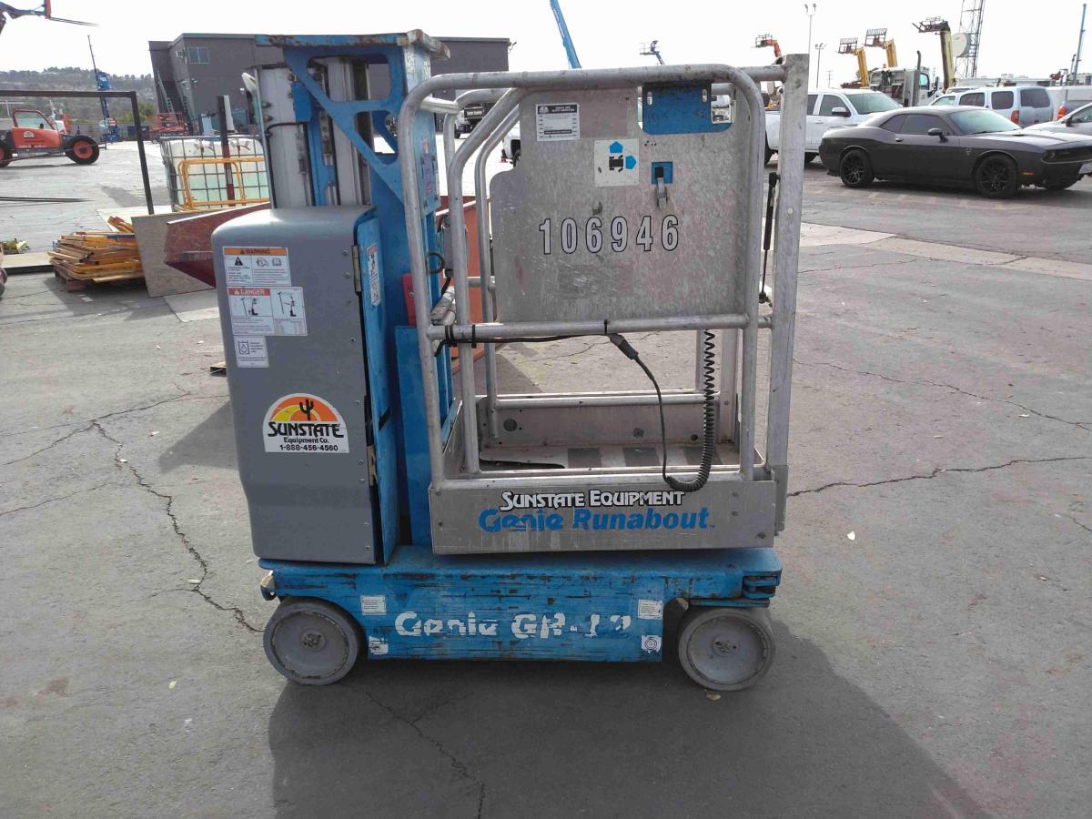 2012 Genie GR-12