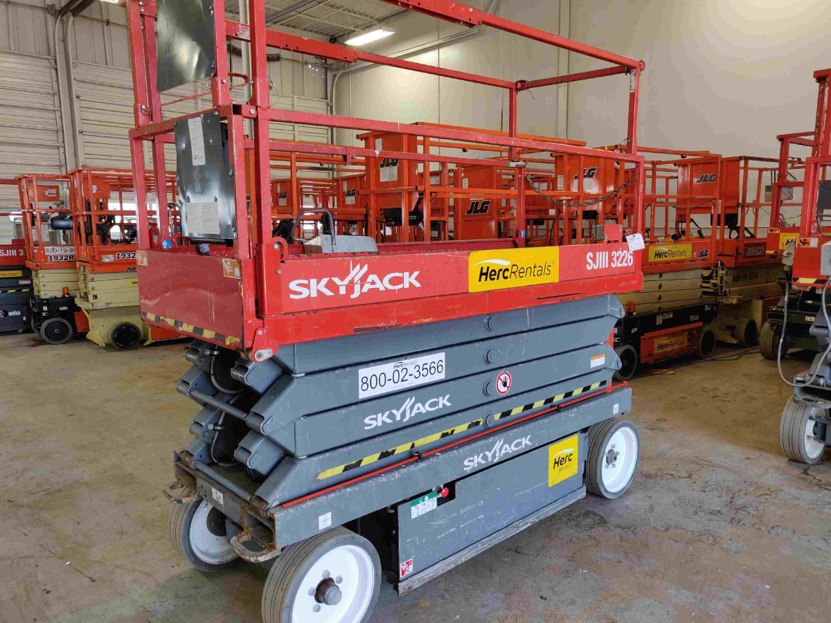 2014 Skyjack SJ-3226