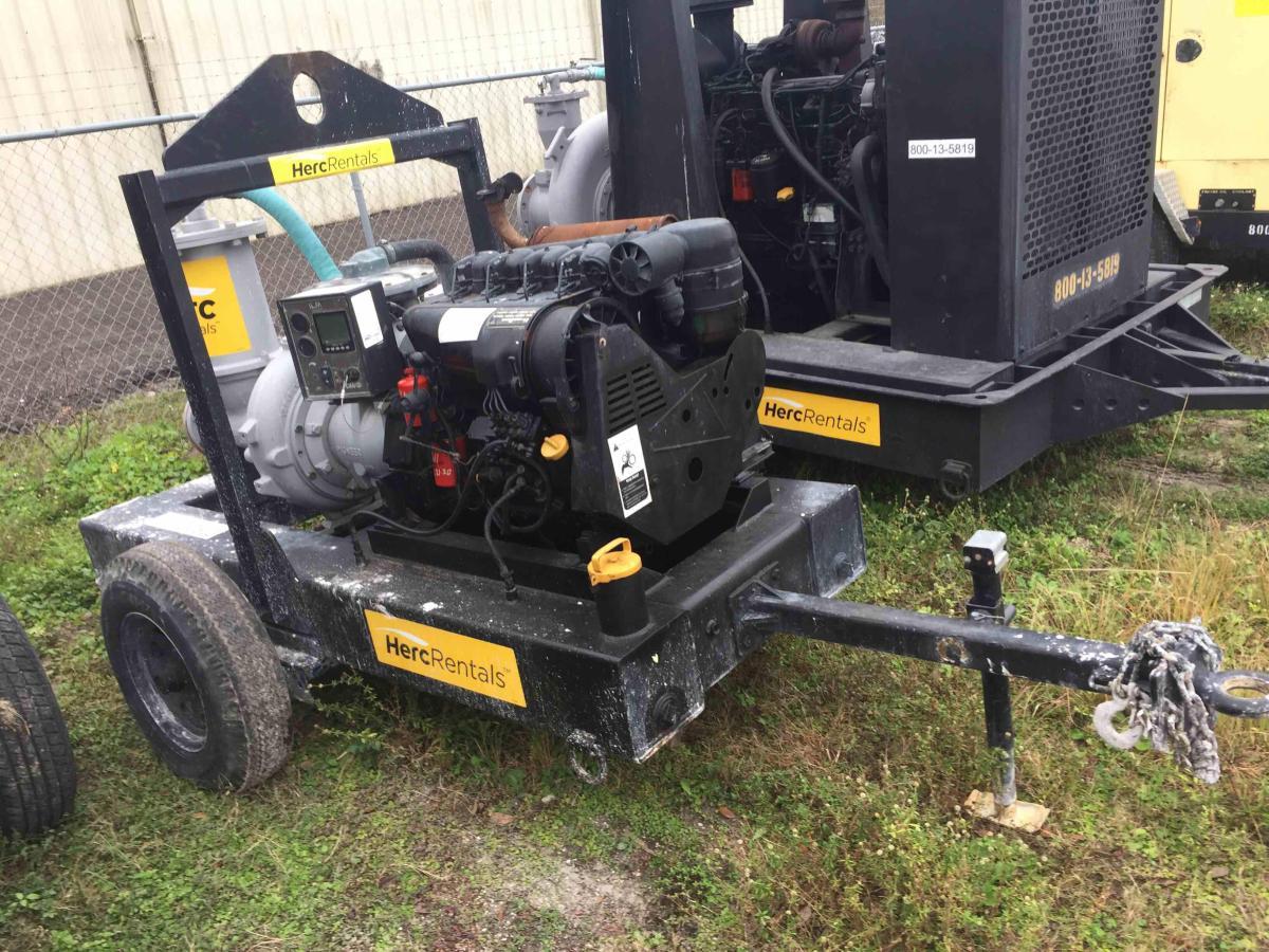 2003 Pioneer Pump PP66S2