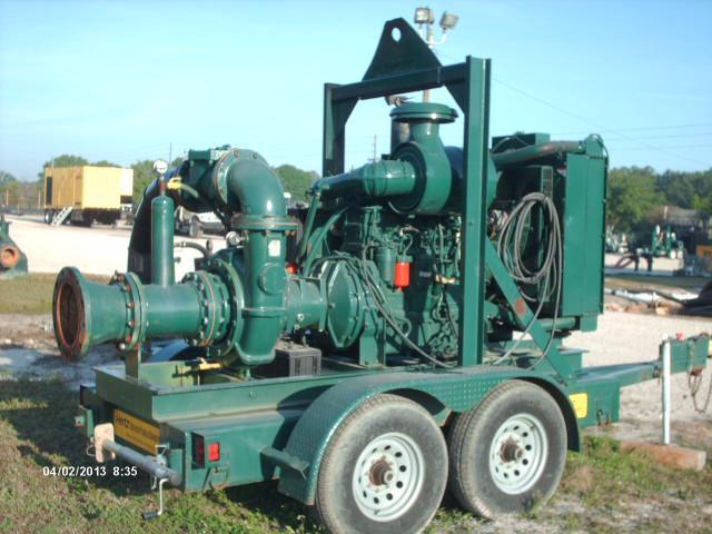 2008 Pioneer Pump SC108L17