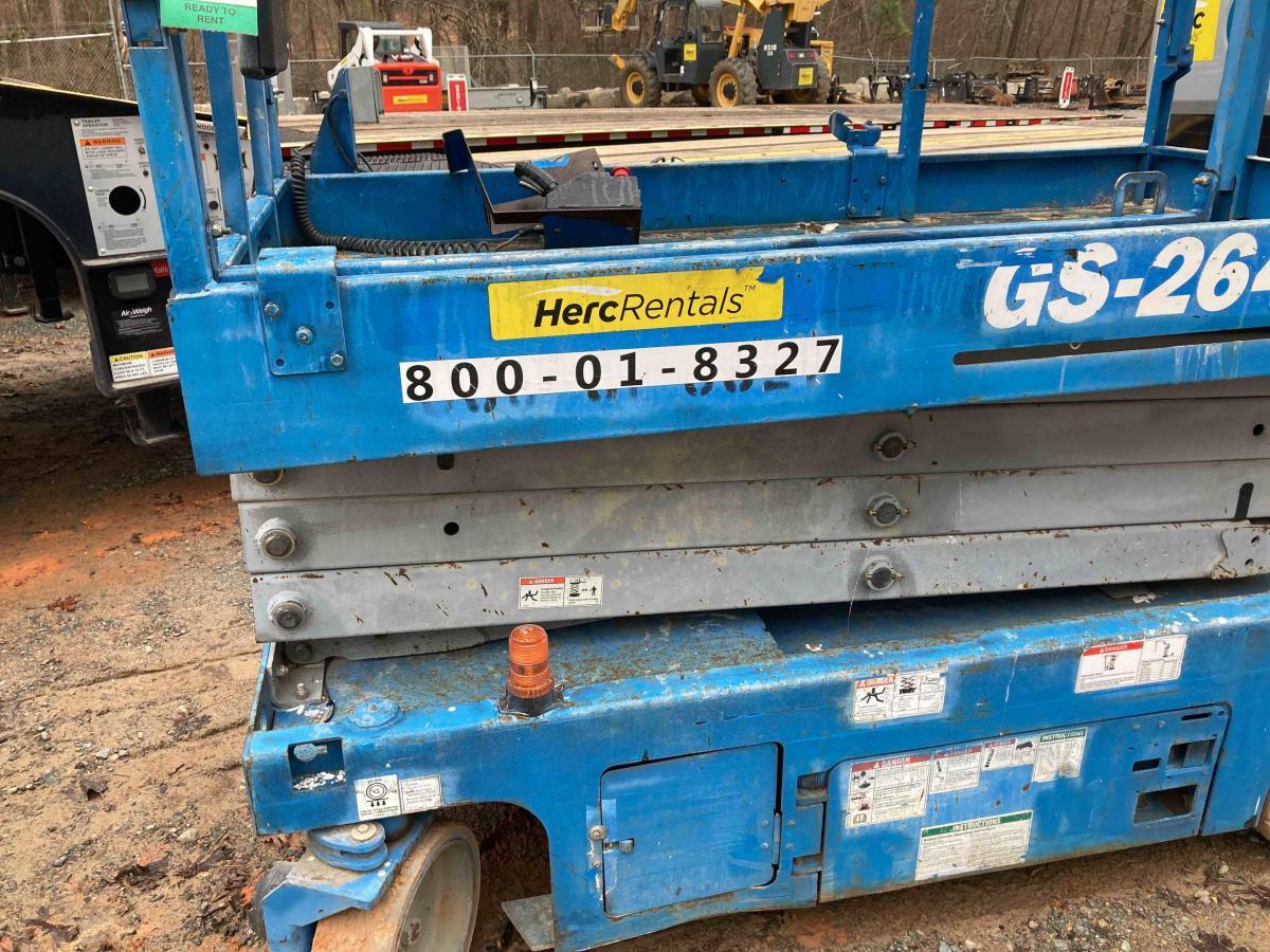 2014 Genie GS-2646