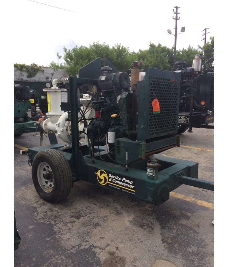 2008 Pioneer Pump PP66S12
