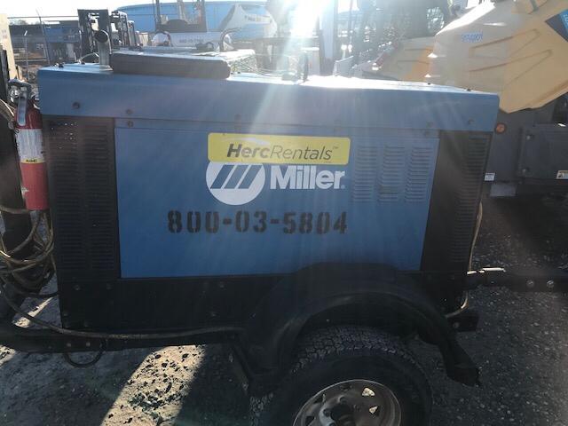 2014 Miller Big Blue 300 Pro