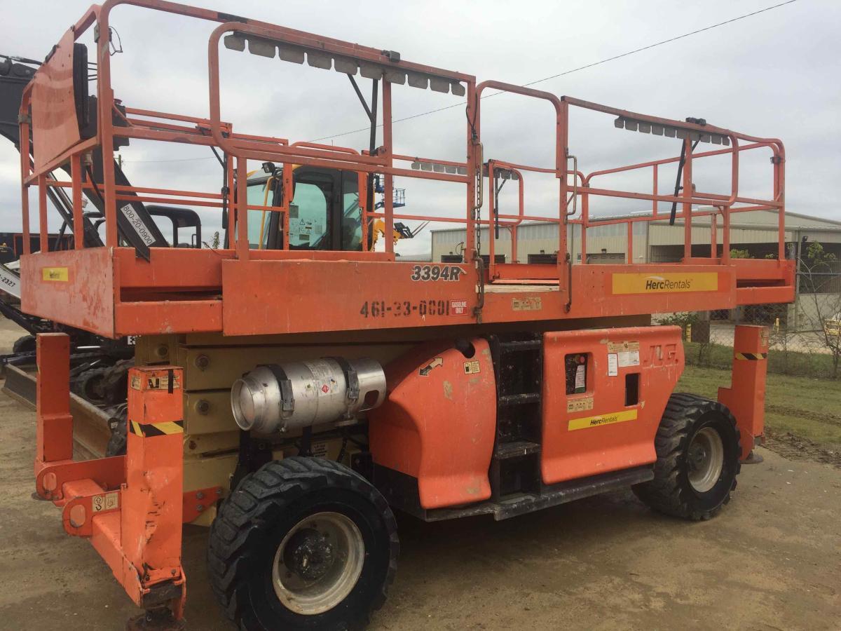 2012 JLG 3394RT
