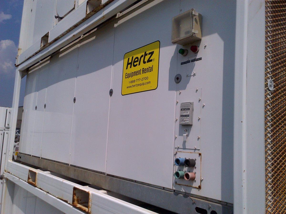2012 Johnson Manufacturing AC25