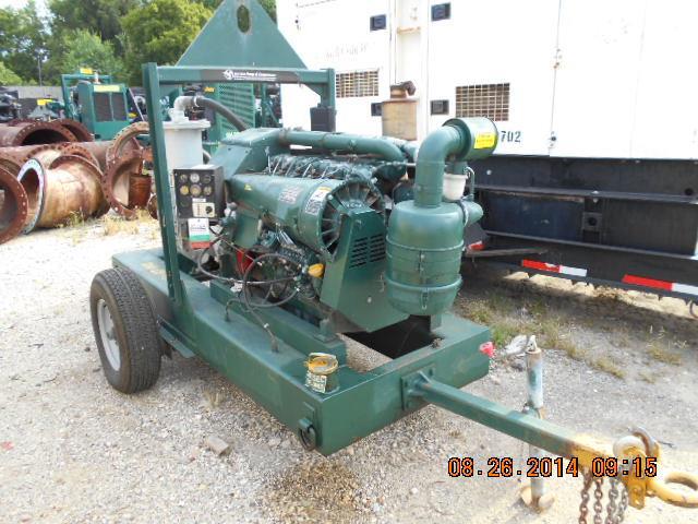 2007 Pioneer Pump PP63C17