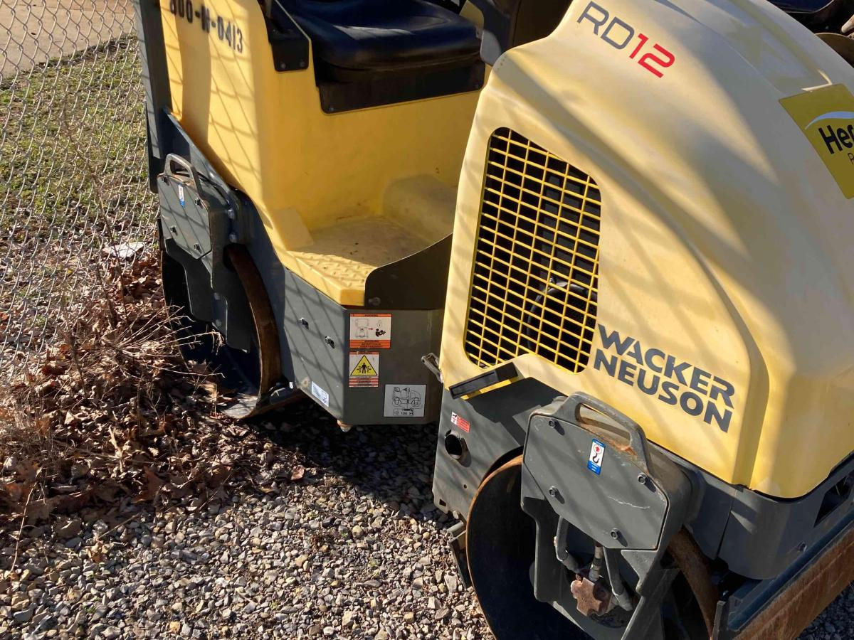 2016 Wacker RD12A90
