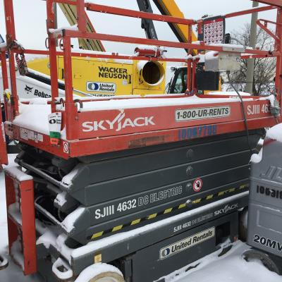 Detail photo of 2012 Skyjack SJIII 4632 from Construction Equipment Guide